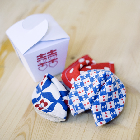 Origami Money Into Fortune Cookie | Party Invitations Ideas - photo#11