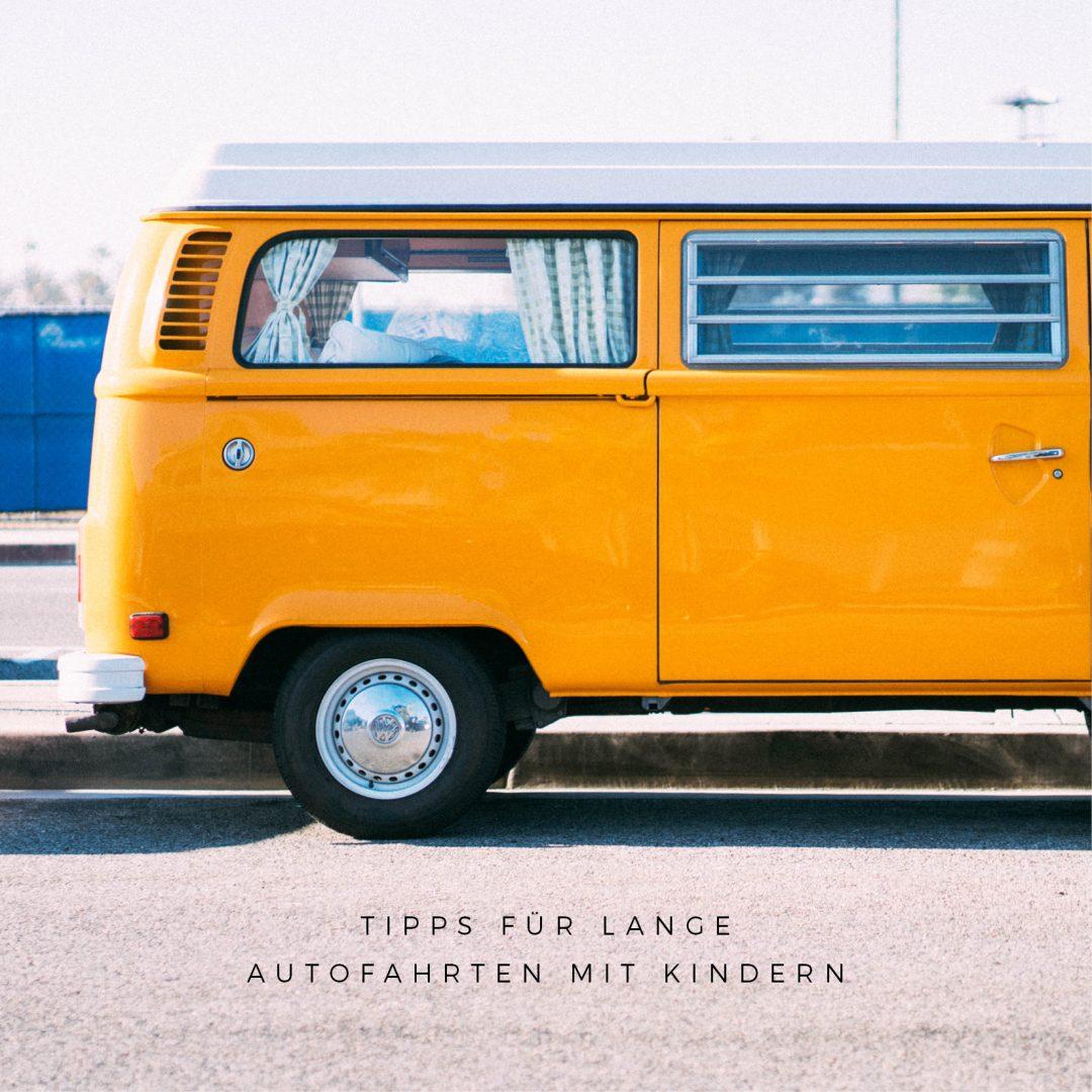 tipps für autofahrt mit kindern