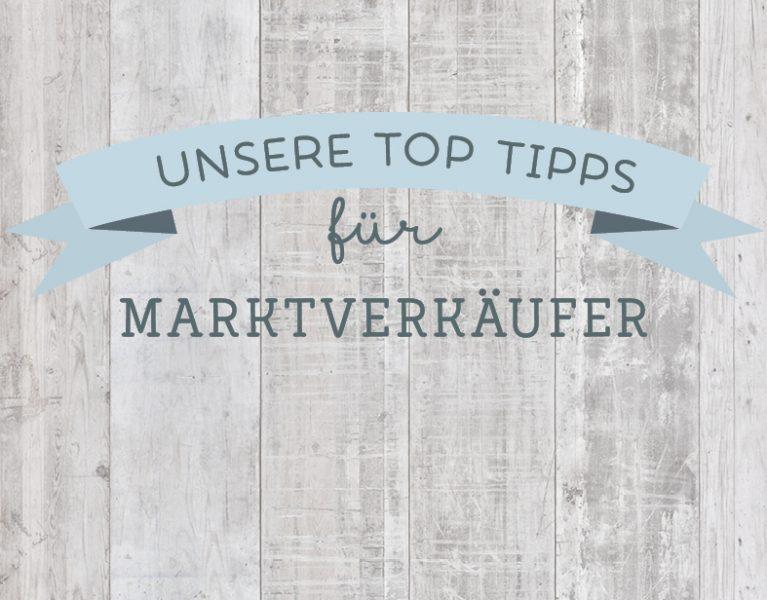 markt verkäufer top tipps